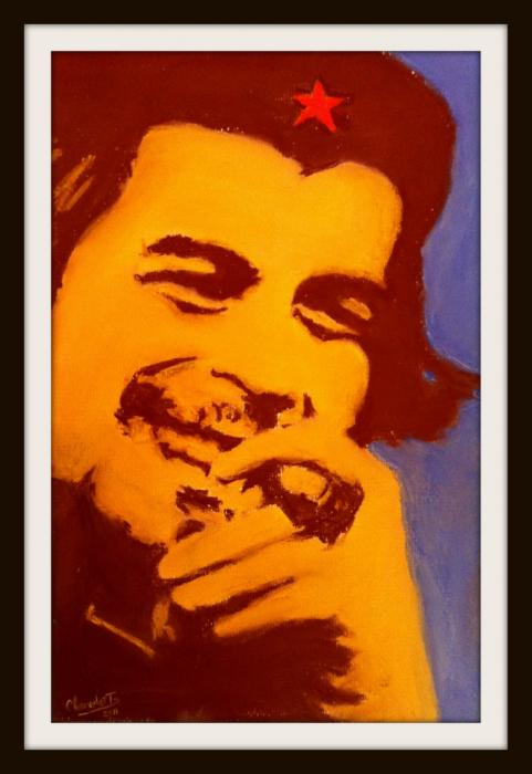 Che Guevara por maximuslevrai